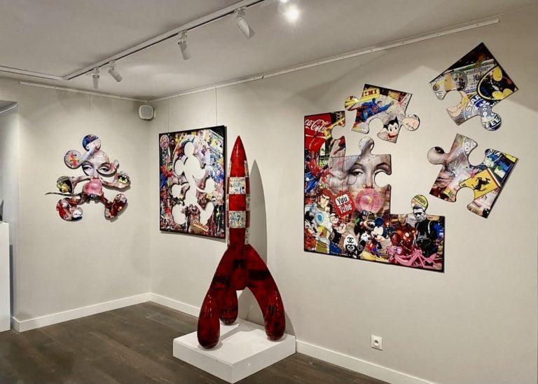 Galerie Sconci - Dubaï
