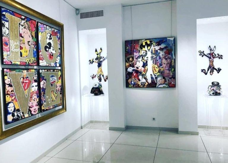 Galerie Bel Air Fine Art - Paris Louvre